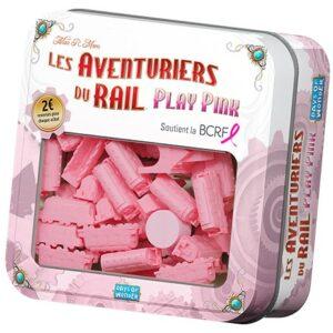 Aventuriers du Rail – Play pink